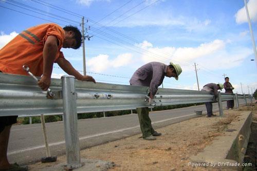 高速公路护栏板 1