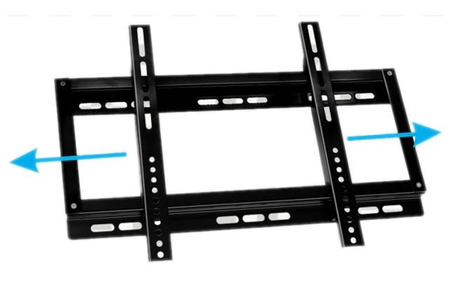 Wall Mount Bracket for 13-27 inches LED LCD TV 1