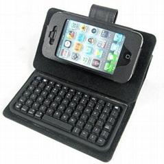 69键IPHONE 4.0皮套蓝牙键盘BRK3700BC