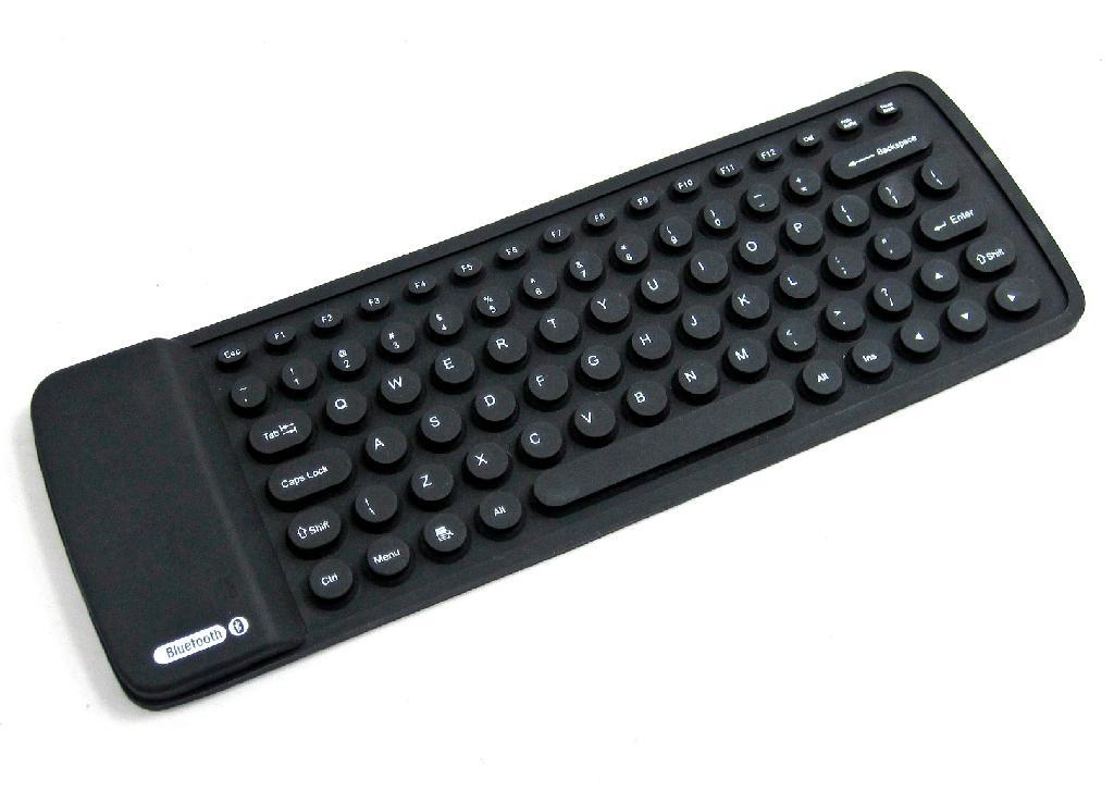 80键IPAD蓝牙键盘-BRK3000BT 1