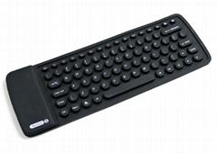80键IPAD蓝牙键盘-BRK3000BT