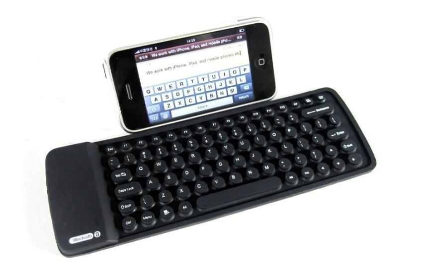 80键IPAD蓝牙键盘-BRK3000BT 2