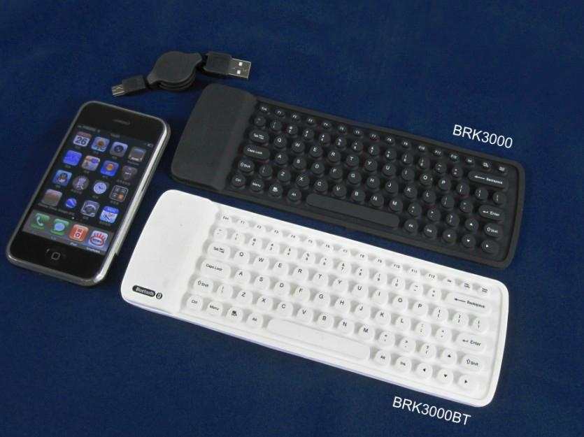 80键IPAD蓝牙键盘-BRK3000BT 4