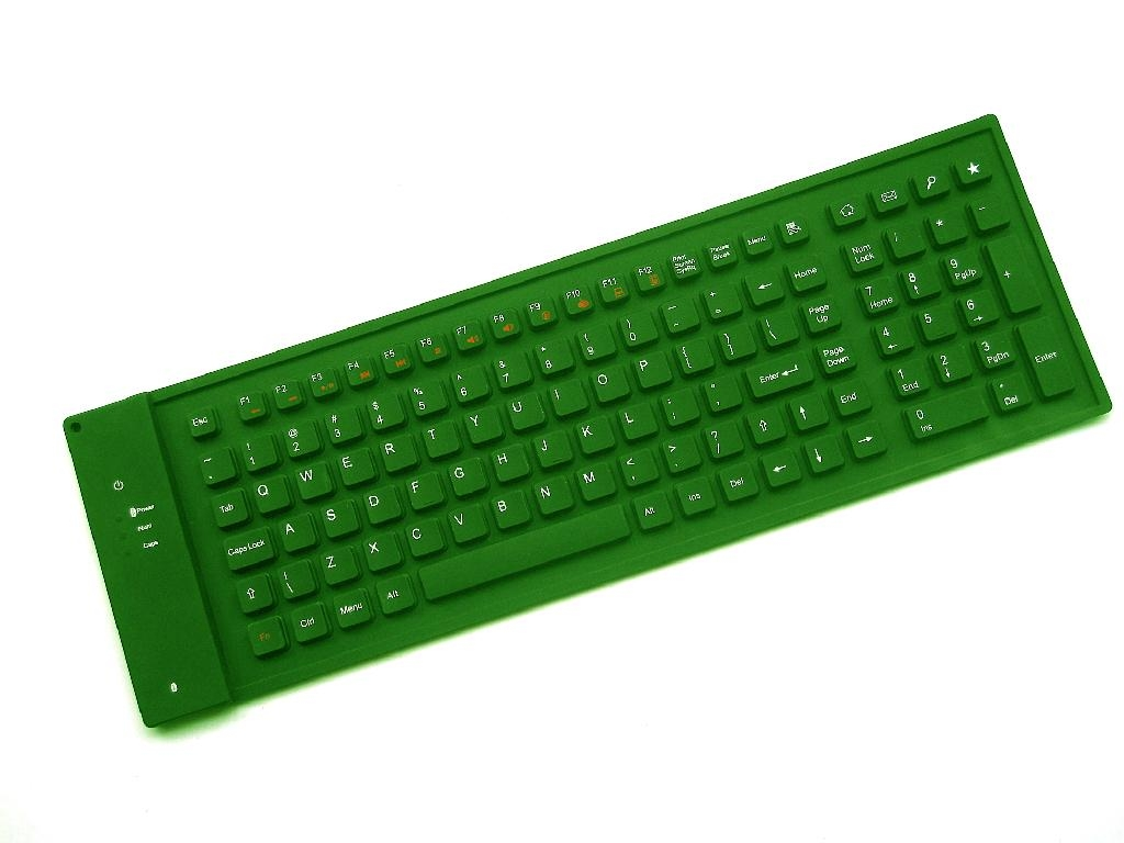 BRK9300-108键IPAD蓝牙键盘 4