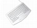 89键触摸屏工业防水键盘