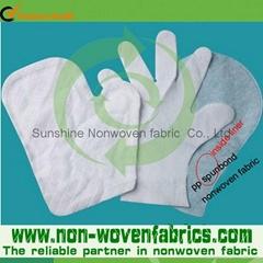 PP spunbond non woven surgical mask