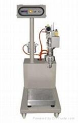 液上式定量灌裝機