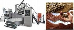 Fish Feed Process Line