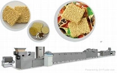Small size instant noodle process line