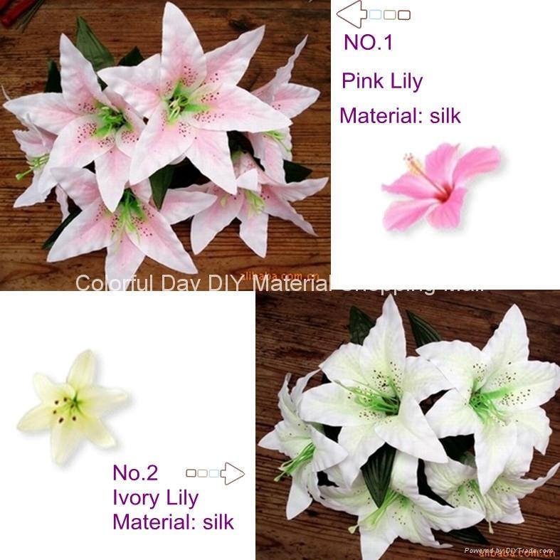 Wholesale bridal flower arrangements flower lilys supplierfabric wholesale bridal flower arrangements flower lilys supplierfabric flower 1 mightylinksfo