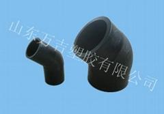 PE热熔管件  弯头(45° 90°)