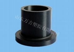 PE热熔管件  法兰