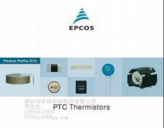 供應EPCOS熱敏電阻