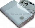 80W slimline pocket inverter