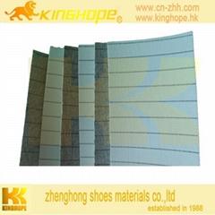 nonwoven stripe insole board