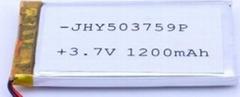 手机类聚合物锂电池