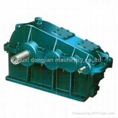 ZS ZSH gear reducer