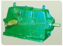 DBY gear reducer