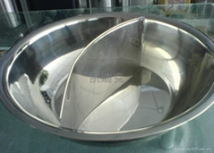 不鏽鋼鴛鴦盆