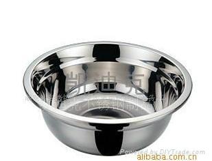 不鏽鋼湯盆 1