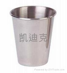 单层不锈钢杯