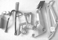 Motocycle parts aluminum