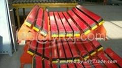 conveyor belt support