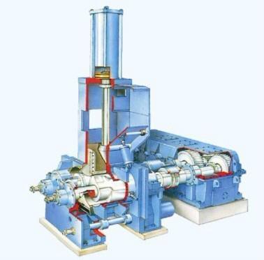 Internal Mixer 50 160l Dalian D Amp T Rubber Amp Plastic