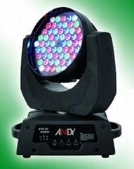 LED搖頭染色燈產品