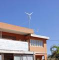 shenzhou EW1000W permenent magnet wind generator system 2