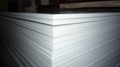mounting foam board in white color 5mm thickness 48INX96IN