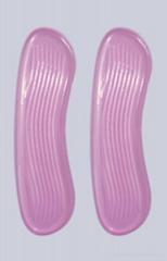 pu gel heel liner shoes insole