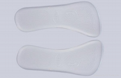 3/4 PU GEL  shoes insole