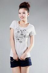 时尚女装短袖T恤5841#