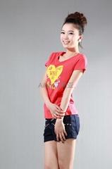 百搭女装短袖T恤002548