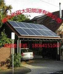 太阳能发电系统用太阳能电池板
