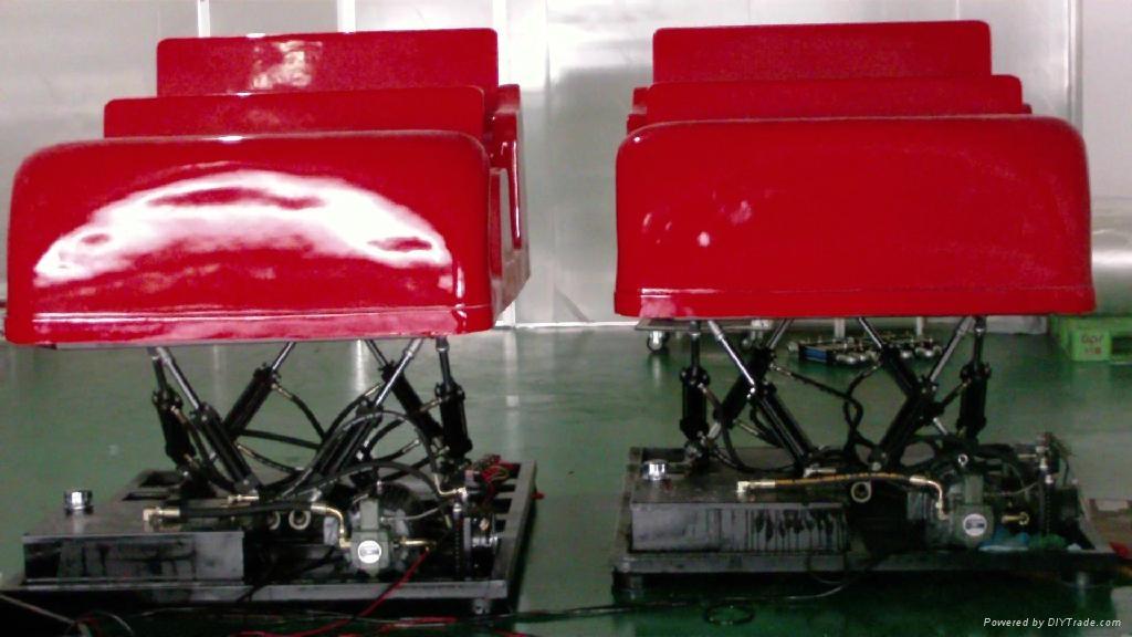 珠海5D 4D動感座椅廠家供應(圖) 2