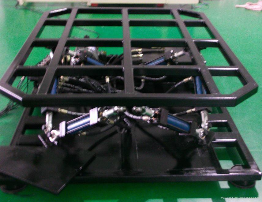 珠海5D 4D動感座椅廠家供應(圖) 3