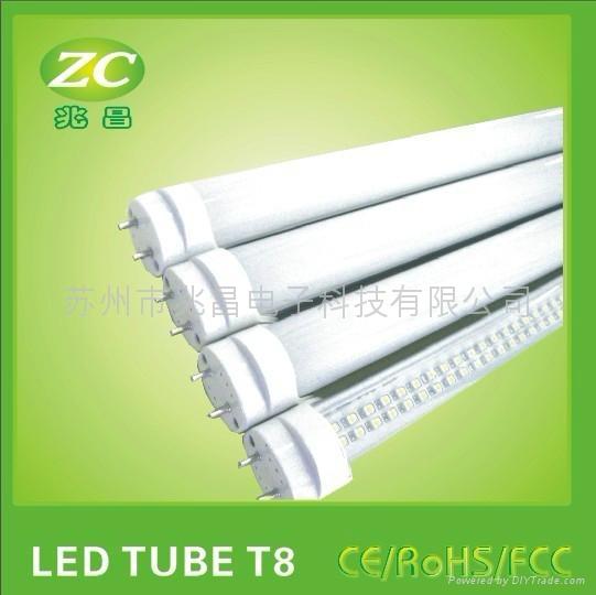 超高亮T8 18WLED日光灯管 4