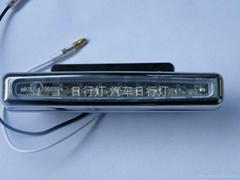 BR201 0.3W8LED PLASTIC DRLS
