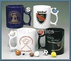 Spinner mug