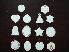 Ceramic ornaments