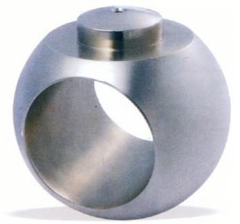 High Quality Trunnion Valve Ball 1 Robinet A Boisseau Spherique