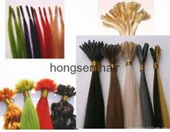 pre-bonded hair extension,fusion hair extenson