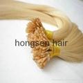 pre-bonded hair extension,fusion hair extenson 2