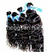 virgin remy human hair bulk 5