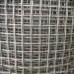 Square opening mesh
