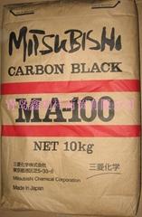 日本三菱MA-100炭黑