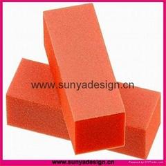 sponge nail file