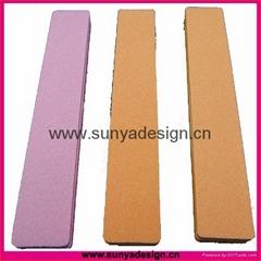 EVA sponge nail file